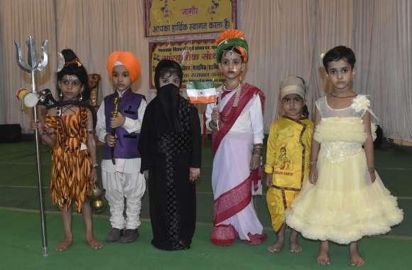 देशभक्ति का बच्चों पर कैसा रंग चढ़ा, रह गया हर कोई हैरान