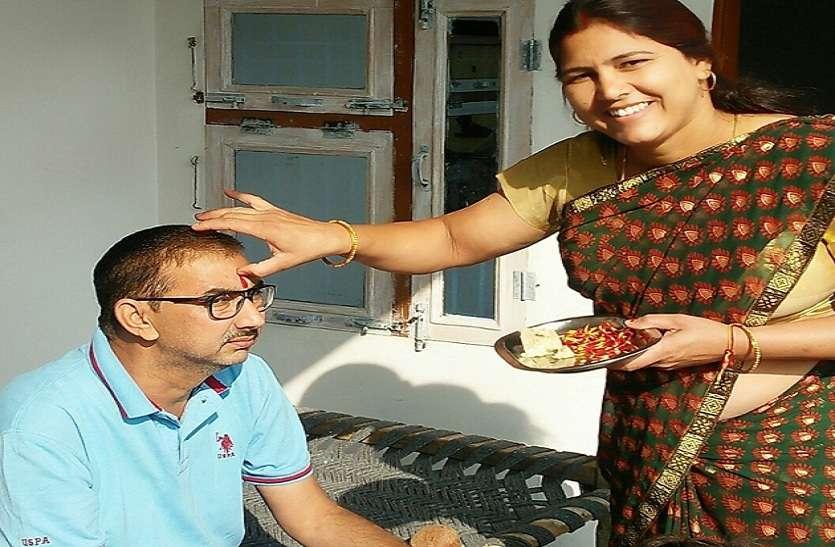 BHARATPUR NEWS: रक्षाबंधन पर बहन का तोहफा, लीवर देकर बढ़ाई भाई की 'जीवनरेखा'