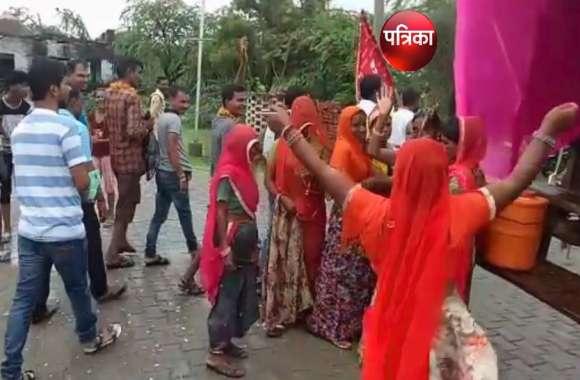 रामदेवरा का मेला : भादो माह शुरू होते ही शुरू हुआ पैदल जातरुओं का रेला