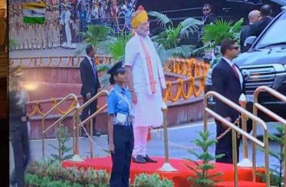 Video: छोटे से शहर का बेटी ने बढ़ाया गौरव: आजादी के जश्न में लेफ्टिनेंट कर्नल मानसी प्रधानमंत्री की रहीं सुरक्षा एस्कॉर्ट