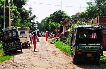 दो गांवो के बीच विवाद ने ले लिया ऐसा मोड़, घंटों तक रुका रहा आवागमन, पुलिस ने फिर उठाया ये कदम