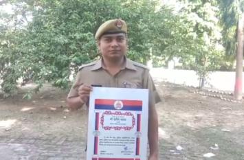 सोशल कार्य के लिए बाराबंकी पुलिस ने मारी बाजी, डीजीपी से सम्मान पाकर आरक्षी रंजीत यादव ने बढ़ाया बाराबंकी जिले का मान