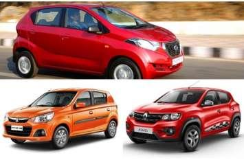 माइलेज और फीचर्स में लग्जरी कारों को टक्कर देती हैं ये 3 ऑटोमैटिक कारें, कीमत 4 लाख से कम