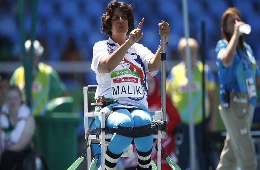 खेल रत्न जीतने वाली पहली महिला पैरा-एथलीट बनी दीपा मलिक