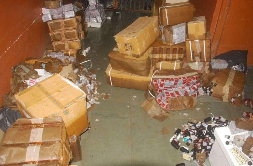 कैथून में तबाही का मंजर! ...देखिए तस्वीरें