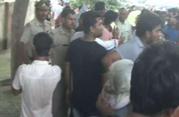 घायल की तरफदारी वकील साहब को पड़ी महंगी, जीआरपी ने की पिटाई
