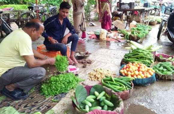 हरा धनिया 500 रुपए किलो