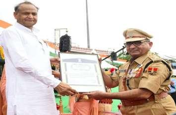 बाड़मेर एएसपी भाटी राष्ट्रपति पुलिस पदक से सम्मानित, जानिए पूरी खबर