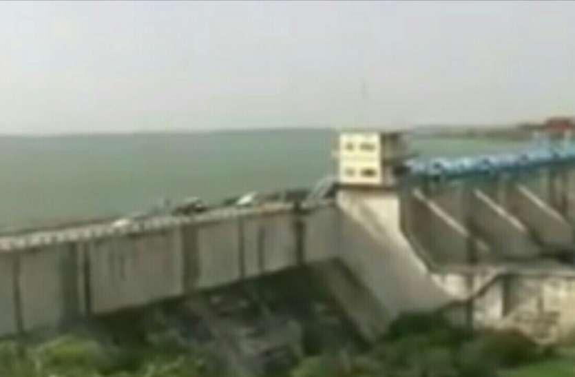 Heavy rain in ajmer: कभी भी खुल सकते हैं बीसलपुर बांध के गेट