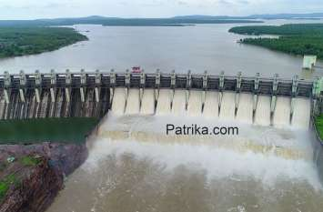 सात साल बाद फुल हुआ भारत का सबसे ज्यादा पानी रखने वाला बांध