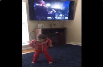माइकल जैक्सन की नकल कर रहे बच्चे का वीडियो वायरल, खूब पसंद कर रहे लोग