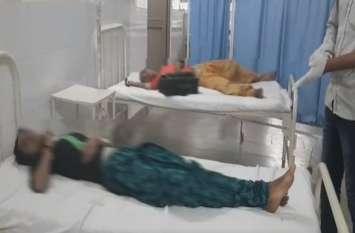 एक ही परिवार की दो किशोरियों की हुई संदिग्ध हालत में मौत, गांव में छाई शोक की लहर