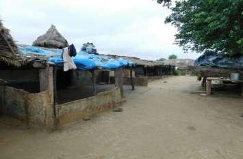 राजस्थान के इस गांव में चंबल के पानी से सन्नाटा पसरा