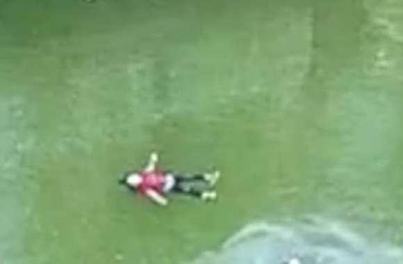 राखी बंधवाकर घर से निकले जवान भाई की तालाब में तैरते मिली लाश, बहन का रो-रोककर बुरा हाल