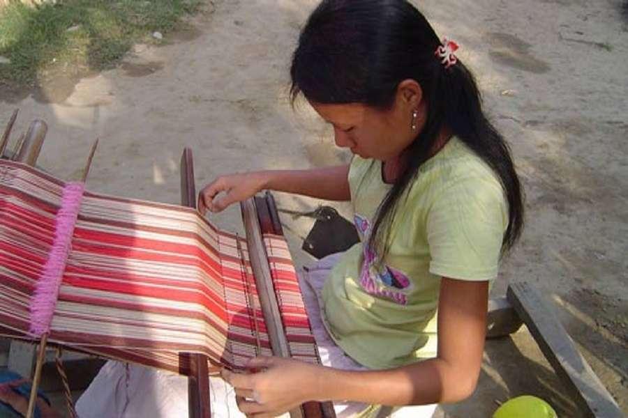 Weaving a Better Future for Hundreds of Naga Women