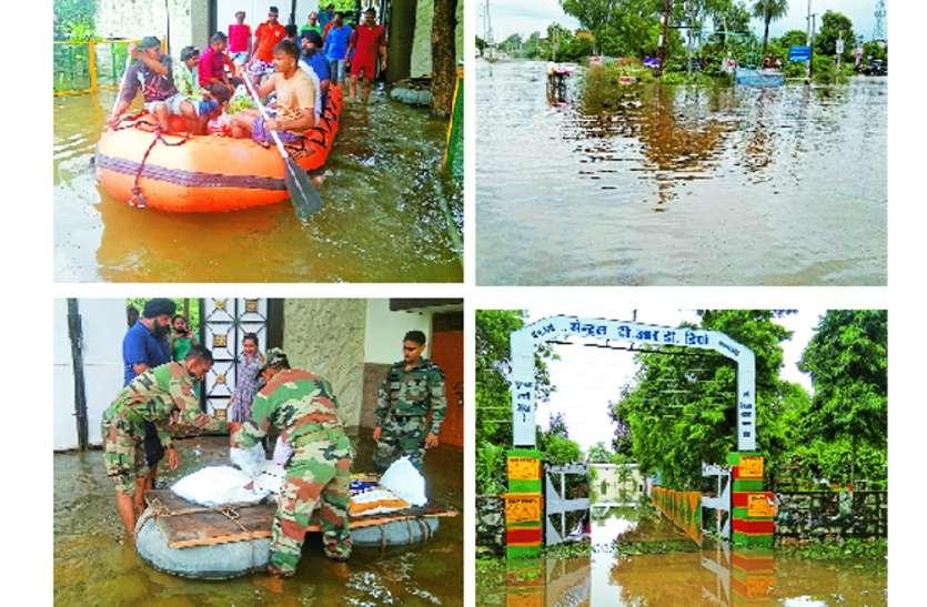 कोटा के मदर टेरेसा होम में भरा 3 फीट से ज्यादा पानी, जहरीले कीड़ों की दहशत में 177 बच्चे, सेना ने किया रेस्क्यू