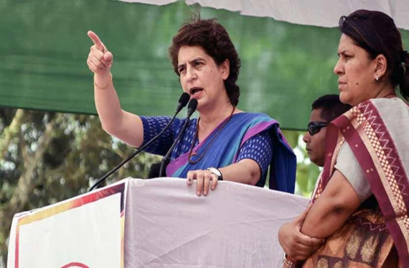 सेंगर संग बीजेपी नेताओं की तस्वीर पर प्रियंका ने मांगा जवाब, कहा- अभी भी उनके दिल में दुष्कर्म के आरोपित का वास