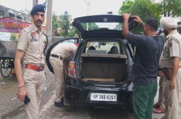 पंजाब के पठानकोट में हाई अलर्ट, एयरफोर्स स्टेशन की सुरक्षा बढ़ाई
