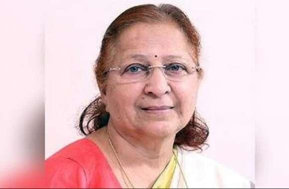 इंदौर की पूर्व सांसद सुमित्रा महाजन को भी मिला है पद्मश्री अवॉर्ड...!
