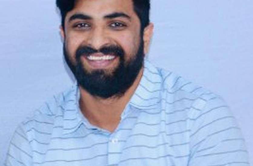 निवर्तमान अध्यक्ष ने की छात्रसंघ चुनाव में शहर व विवि को स्वच्छ बनाये रखने की अपील