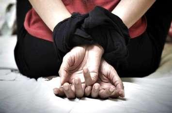 भाई को राखी बांधकर लौट रही हिस्ट्रीशीटर की पत्नी से बलात्कार, आरोपी फरार