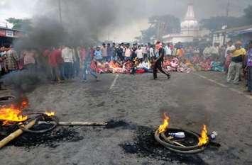 Jhaarkhand news: दूध नहीं देने पर पुलिसकर्मी ने तीन की हत्या की, दो गंभीर घायल