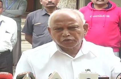 कर्नाटक में फोन टैपिंग मामले पर बोले सीएम येदियुरप्पा- सीबाई को सौंपी जाएगी जांच