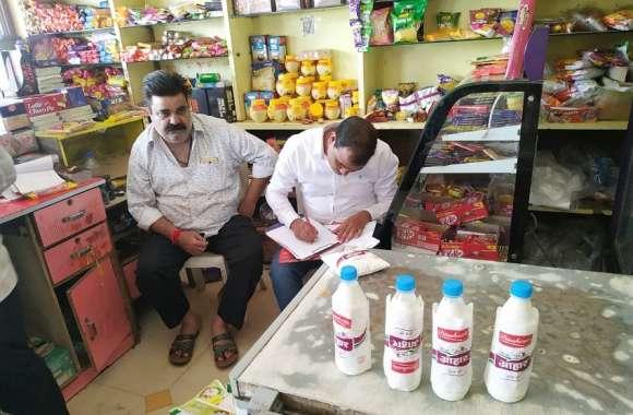 लगातार जांच से खाद्य प्रतिष्ठानों में मचा हड़कम्प