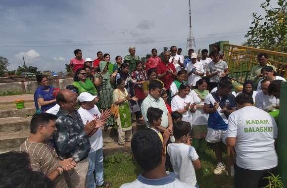 कदम संस्था ने धूमधाम से मनाया शताब्दी सप्ताह समारोह