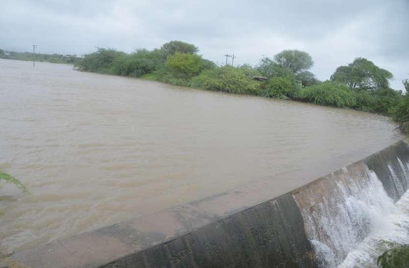 Heavy rain in ajmer: अजमेर के पानी से मारवाड़ को मिला जीवनदान