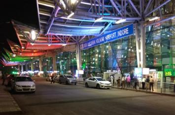 दुबई से इंदौर आई महिलाओं को नहीं दिया प्रवेश, पूरी रात एयरपोर्ट पर रोक वापस लौटाया