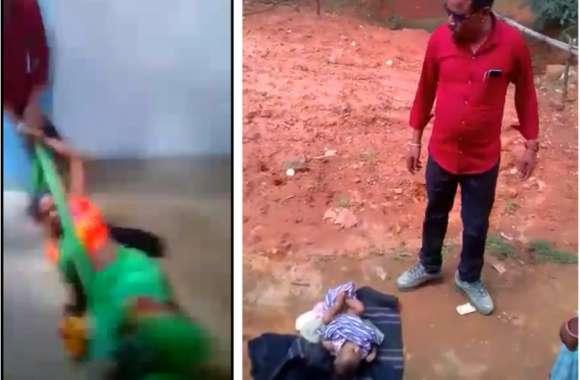 Video: Girls हॉस्टल में अधीक्षिका के शिक्षक पति ने महिला कर्मी के साथ की इतनी घिनौनी करतूत, वीडियो देख खौल उठेगा खून