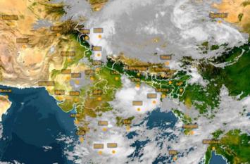 मौसमः दिल्ली-एनसीआर में मेहरबान मानसून, देश के 7 राज्यों में भारी बारिश का अलर्ट