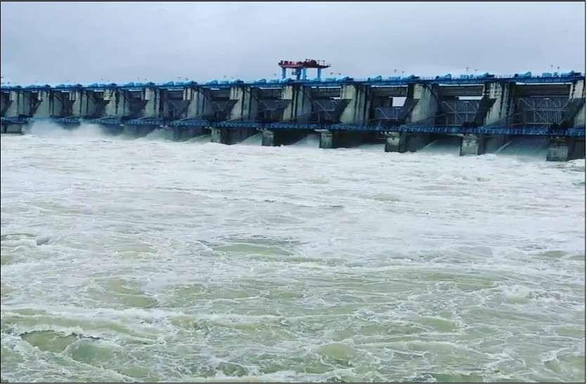 खुशखबरी : छलकने से सिर्फ 50 सेंटीमीटर दूर बीसलपुर बांध, आज खोले जा सकते है बांध के गेट