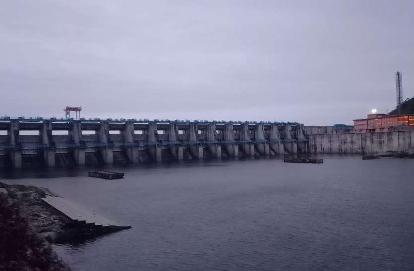 राजस्थान में मानसून की मेहरबानी जारी, छलकने के करीब पहुंचा बीसलपुर बांध