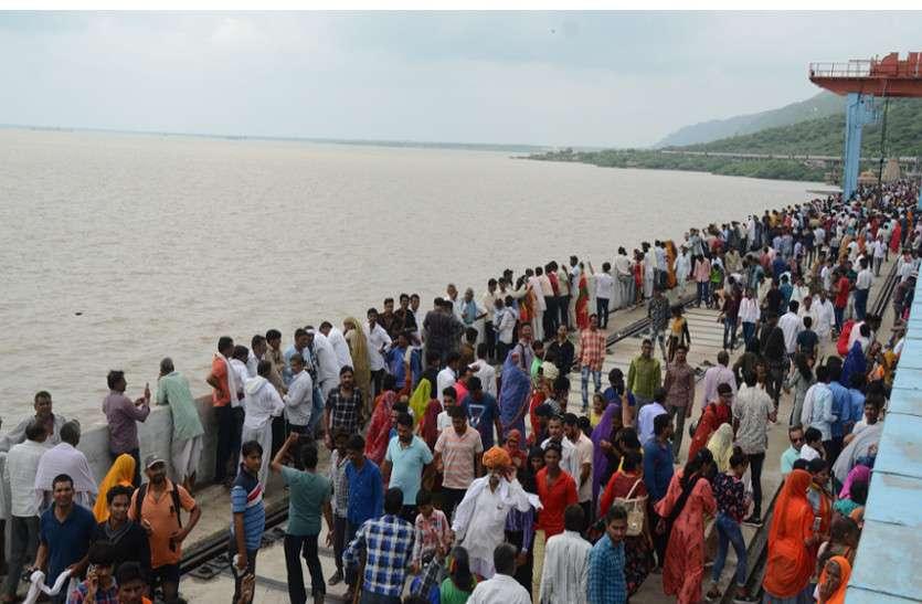 मानसून मेहरबान, खुशियों से नहाया राजस्थान, छलक पड़े 220 बांध