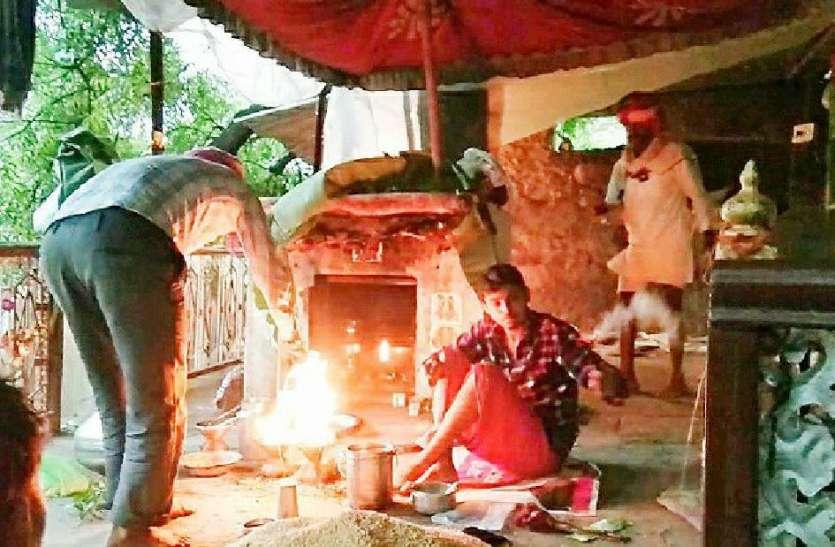 ज्योत से ज्योत मिली तो निकले गांव से बाहर, सुख समृद्धि व खुशहाली की बनी हुई है परम्परा