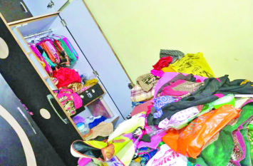 theft news :  'मायके गई महिला के पास आया फोन , पूछा तुम कहां हो फिर बताई ये घटना