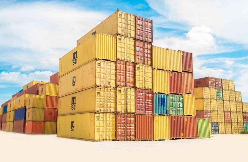 अब केवल संदेह के आधार पर खोले जाएंगे निर्यात होने वाले कन्टेनर
