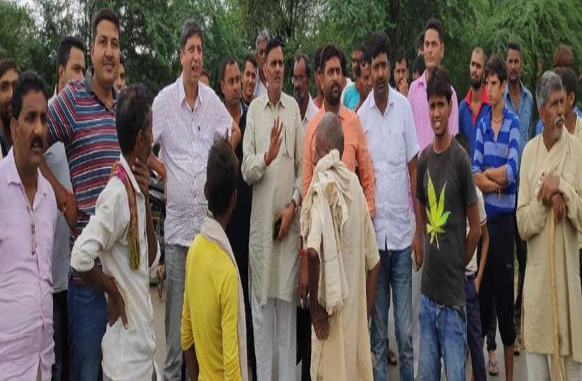बाढ़ प्रभावित गांवों में पहुंचे विधायक, दिया यह भरोसा
