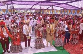 श्रीगंगानगर..गुरुद्वारा करतारसर साहिब में ग्यारह कन्याओं का सामूहिक विवाह समारोह....देखें खास तस्वीरें
