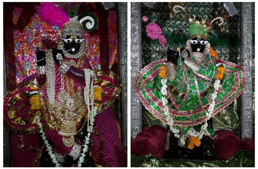 दहेज में मिले थे 'श्यामजी', राव गांगा ने मंदिर बनवाया तो बन गए 'गंगश्यामजी'
