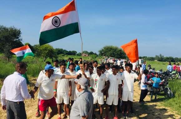 भारत छोड़ो आंदोलन 78वी वर्षगांठ पर प्रधानमंत्री के मिशन एक भारत श्रेष्ठ भारत
