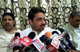 कांग्रेस के बड़े मुस्लिम नेता ने बसपा काे बताया बीजेपी की B पार्टी ताे सांसद बाेले ये हार की बाैखलाहट है