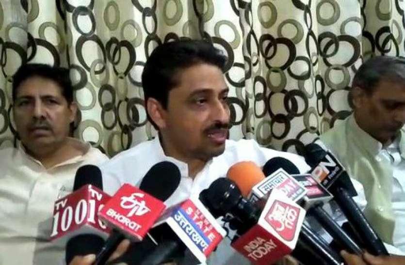 पी चिदंबरम की गिरफ्तारी पर Congress Leader इमरान मसूद ने सरकार काे कही ये बड़ी बात