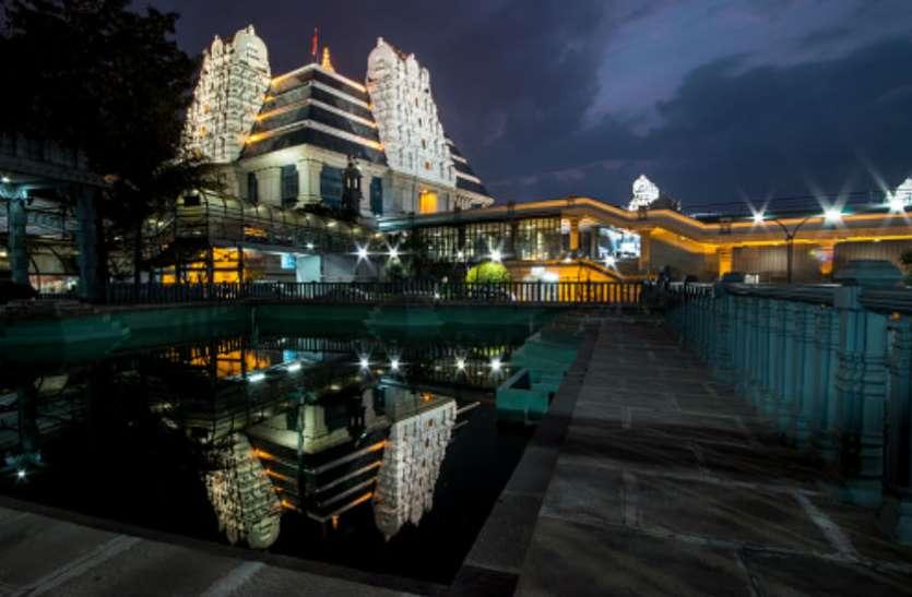 krishna janmashtami 2019 : विश्व प्रसिद्ध भगवान श्रीकृष्ण के 10 मंदिर