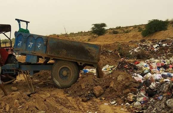 बीकानेर शहर के एकत्रित होने वाले कचरे से कमाई करेगा नगर निगम