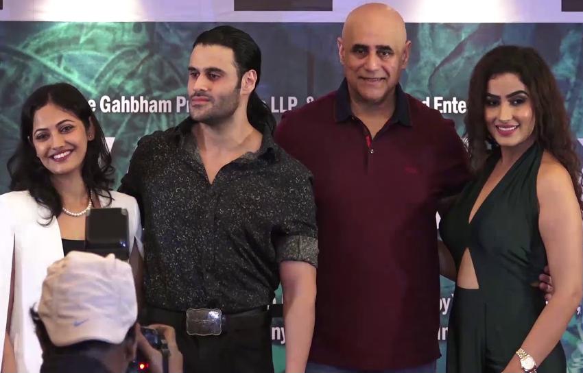 Puneet Issar Son Siddhant Issar Debut Film Last Deal