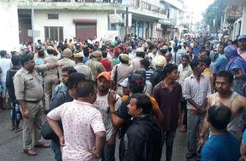 सहारनपुर में दिनदहाड़े पत्रकार समेत दो सगे भाईयों की गोली मारकर हत्या, बवाल के बाद पीएसी तैनात