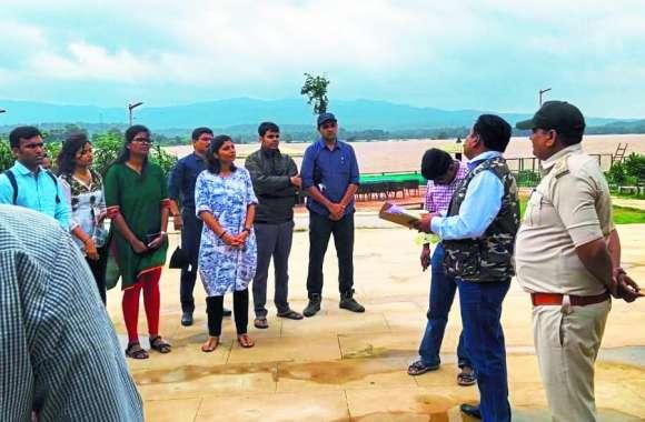 कोयंबटूर प्रशिक्षु एसडीओ का दल देगा मढ़ई वन्यजीव सरंक्षण ट्रेनिंग